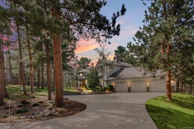 256 Red Deer Road, Franktown, CO 80116 (#2683882) :: Colorado Home Realty