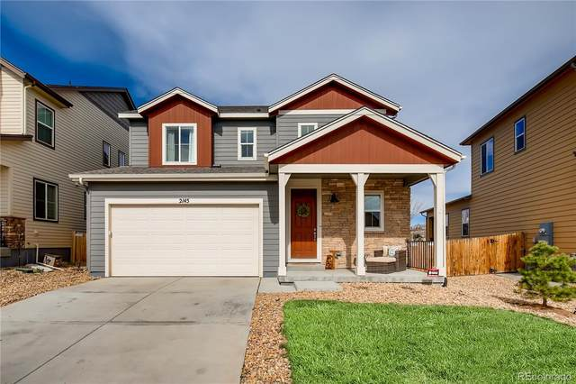 2145 Trail Stone Loop, Castle Rock, CO 80108 (#2684174) :: Mile High Luxury Real Estate