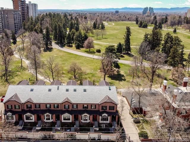 1291 N High Street I, Denver, CO 80218 (#2684413) :: Mile High Luxury Real Estate