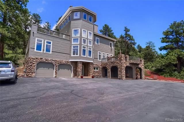 623 W Meadow Road, Evergreen, CO 80439 (#2684604) :: Venterra Real Estate LLC
