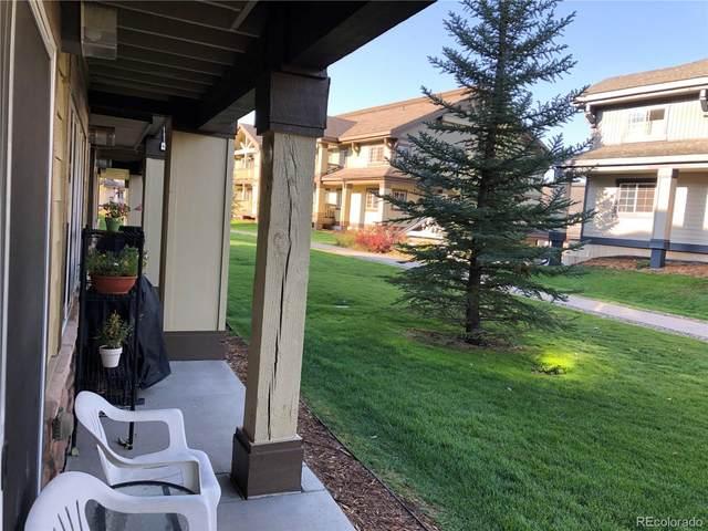 3330 Columbine Drive #1001, Steamboat Springs, CO 80487 (MLS #2684919) :: Neuhaus Real Estate, Inc.