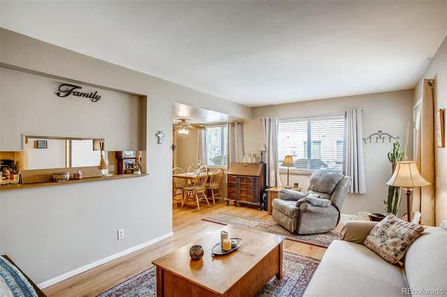 3354 S Flower Street #54, Lakewood, CO 80227 (#2685590) :: Chateaux Realty Group