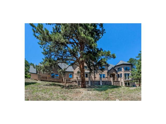 7567 Settlers Drive, Morrison, CO 80465 (#2685669) :: Thrive Real Estate Group