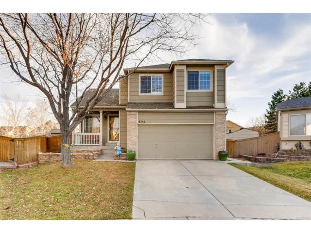 9751 Canberra Court, Highlands Ranch, CO 80130 (#2685875) :: The Griffith Home Team