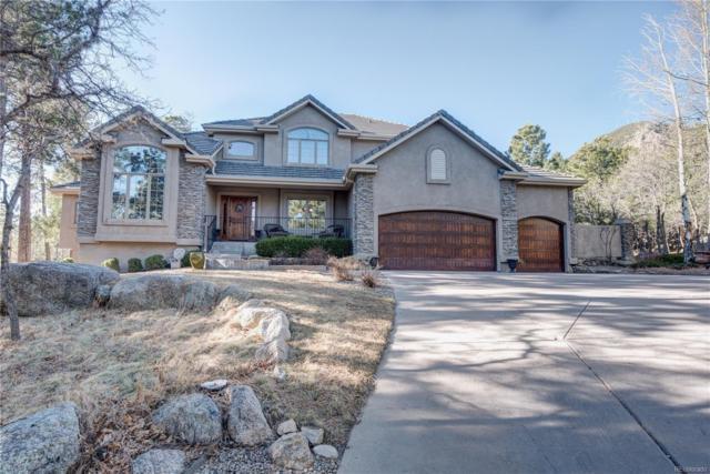 583 Silver Oak Grove, Colorado Springs, CO 80906 (#2686418) :: The DeGrood Team