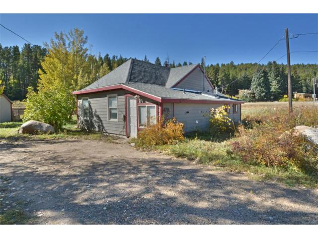 470 W 3rd Street, Nederland, CO 80466 (MLS #2686545) :: 8z Real Estate