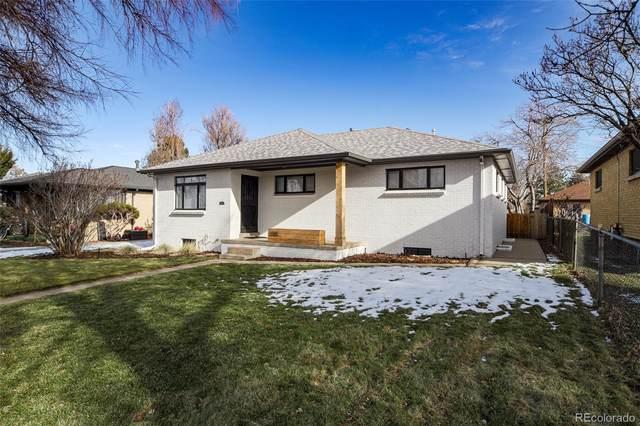 3310 Forest Street, Denver, CO 80207 (#2686564) :: The Dixon Group