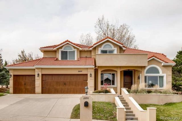 2490 Jenner Court, Colorado Springs, CO 80919 (#2686607) :: The HomeSmiths Team - Keller Williams