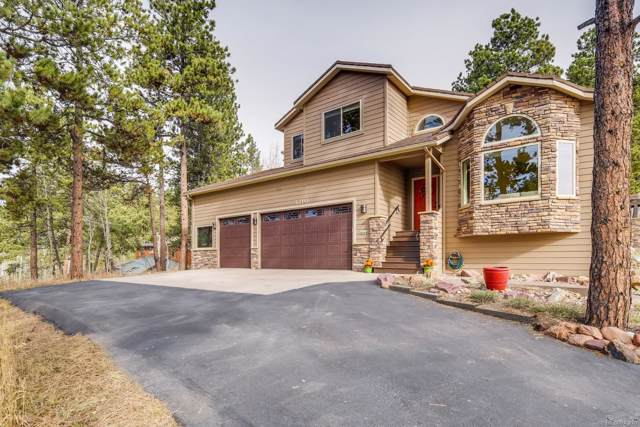 1210 Kings Crown Road, Woodland Park, CO 80863 (#2686711) :: The Heyl Group at Keller Williams