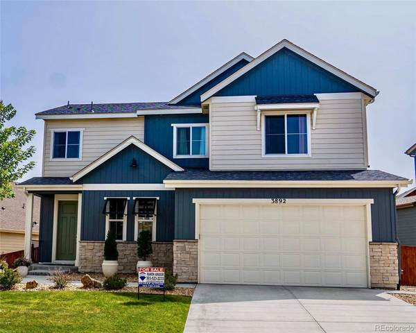3892 Long Rifle Drive, Castle Rock, CO 80108 (MLS #2686884) :: Neuhaus Real Estate, Inc.