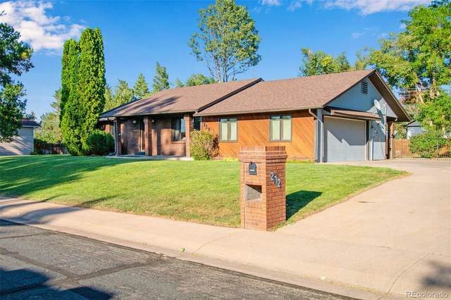 212 41st Avenue, Greeley, CO 80634 (#2687843) :: The DeGrood Team