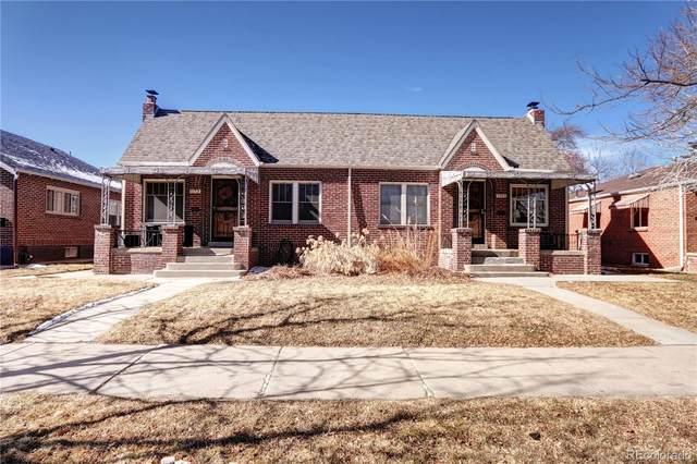 1165 S Clarkson Street #1173, Denver, CO 80210 (MLS #2688405) :: Kittle Real Estate