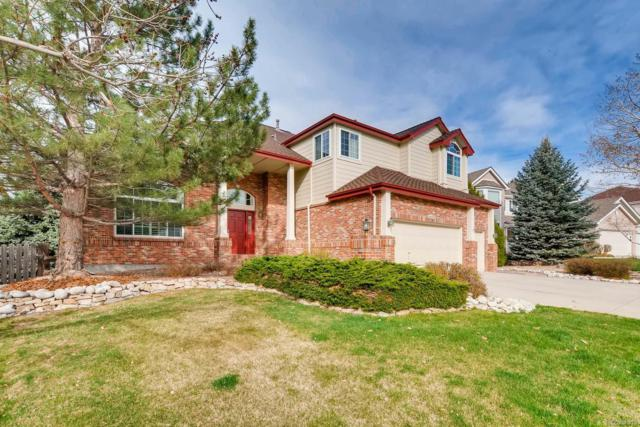 10055 Cottoncreek Drive, Highlands Ranch, CO 80130 (#2688609) :: The Pete Cook Home Group