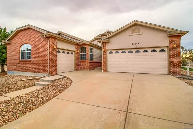 24242 E Louisiana Place, Aurora, CO 80018 (#2688753) :: Bring Home Denver with Keller Williams Downtown Realty LLC