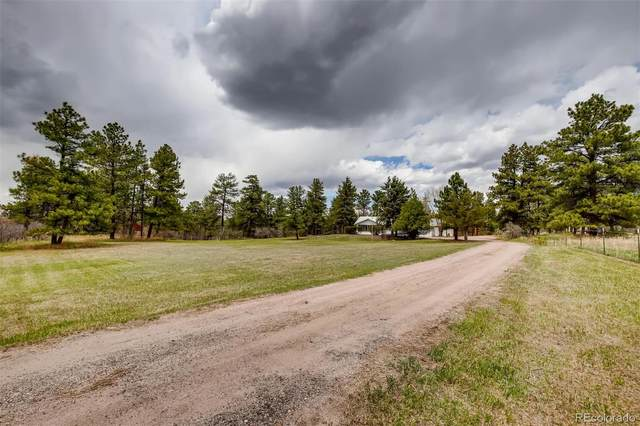 7909 E State Highway 86, Franktown, CO 80116 (MLS #2688852) :: 8z Real Estate