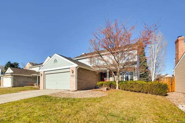 9597 W Dorado Drive, Littleton, CO 80123 (#2689150) :: The Margolis Team