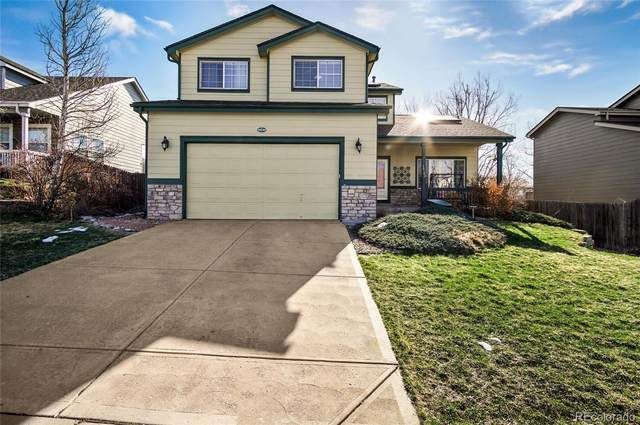 10540 Humboldt Peak Way, Parker, CO 80138 (#2689529) :: Briggs American Properties
