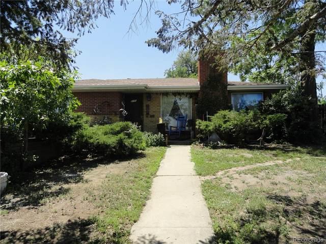 5100 W 6th Avenue, Denver, CO 80204 (#2689849) :: The HomeSmiths Team - Keller Williams