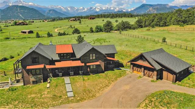 2120 Ridge Road, Estes Park, CO 80517 (MLS #2690013) :: 8z Real Estate