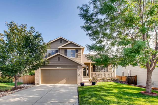 18265 Kinney Creek Way, Parker, CO 80134 (#2690575) :: The Pete Cook Home Group
