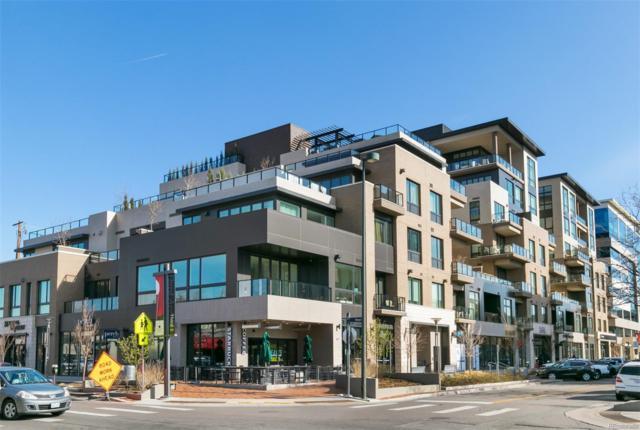 250 Columbine Street #202, Denver, CO 80206 (#2690926) :: Wisdom Real Estate