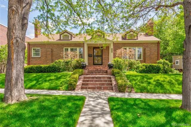 1660 Filbert Court, Denver, CO 80220 (#2691156) :: The Griffith Home Team