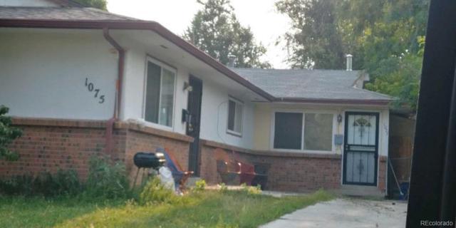 1073 S Osceola Street, Denver, CO 80219 (#2691272) :: Bring Home Denver