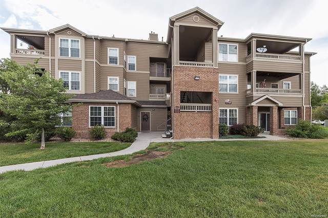 12760 Ironstone Way #304, Parker, CO 80134 (#2691294) :: HomePopper