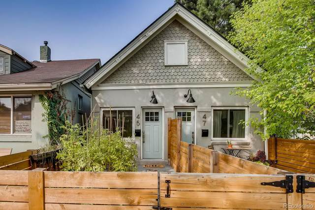 45 Fox Street, Denver, CO 80223 (MLS #2691649) :: Bliss Realty Group