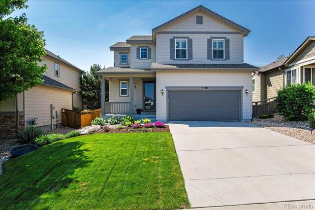3130 Black Canyon Way, Castle Rock, CO 80109 (#2691938) :: The Griffith Home Team