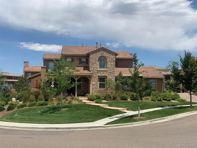 9532 Rosato Court, Highlands Ranch, CO 80126 (#2691981) :: Keller Williams Action Realty LLC