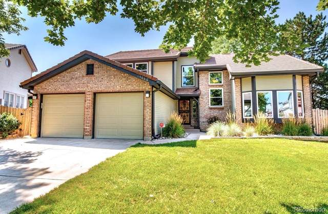 15060 E Bellewood Drive, Aurora, CO 80015 (#2692165) :: The DeGrood Team