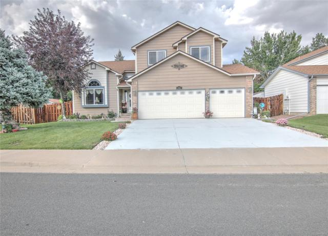2442 S Salida Way, Aurora, CO 80013 (#2692210) :: The City and Mountains Group