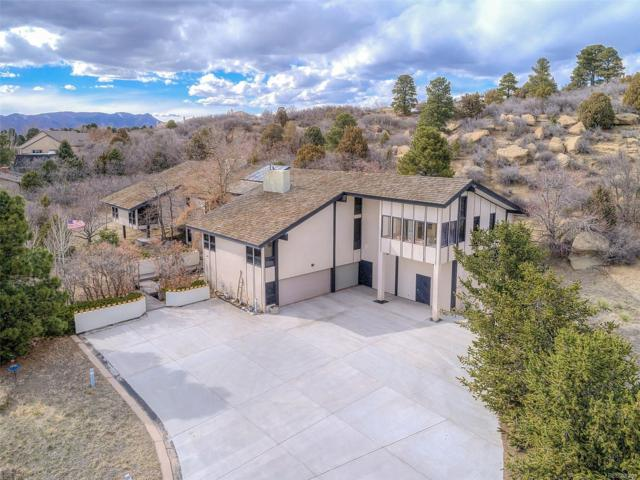 3620 Saddle Rock Court, Colorado Springs, CO 80918 (#2692252) :: The Heyl Group at Keller Williams