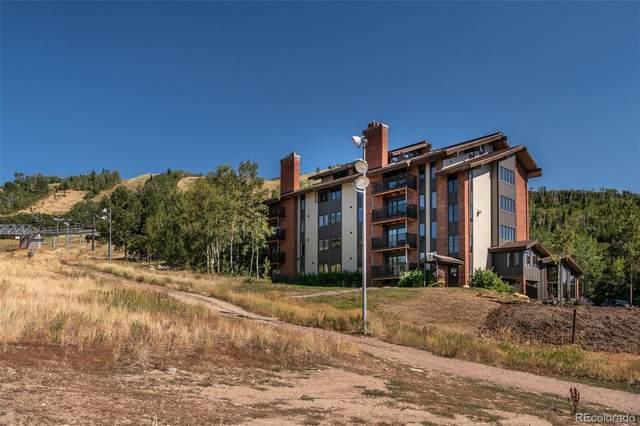 2430 Ski Trail Lane #402, Steamboat Springs, CO 80487 (#2692276) :: The Scott Futa Home Team