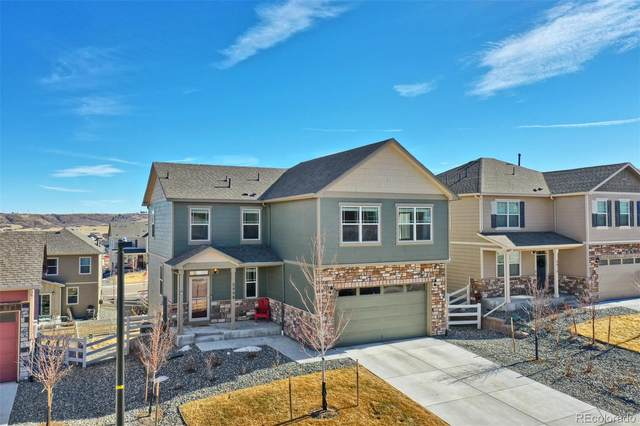 5998 High Timber Circle, Castle Rock, CO 80104 (#2692285) :: The Dixon Group