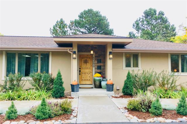 5380 S Holly Street, Greenwood Village, CO 80111 (#2692292) :: The DeGrood Team