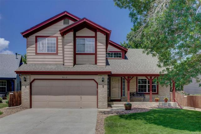 9015 W Remington Place, Littleton, CO 80128 (#2692406) :: The DeGrood Team