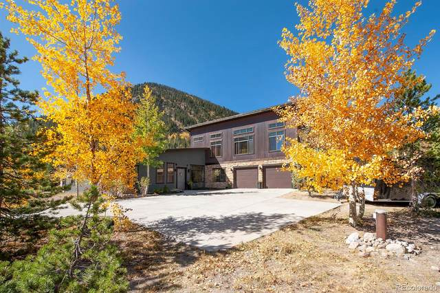 253 Highwood Terrace, Frisco, CO 80443 (MLS #2693800) :: Kittle Real Estate