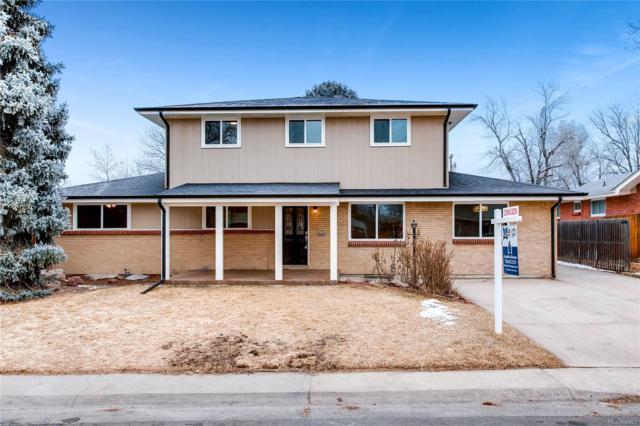 6666 S Kit Carson Street, Centennial, CO 80121 (MLS #2693833) :: 8z Real Estate