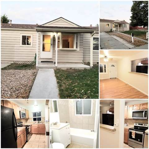 1752 Joliet Street, Aurora, CO 80010 (MLS #2694063) :: 8z Real Estate