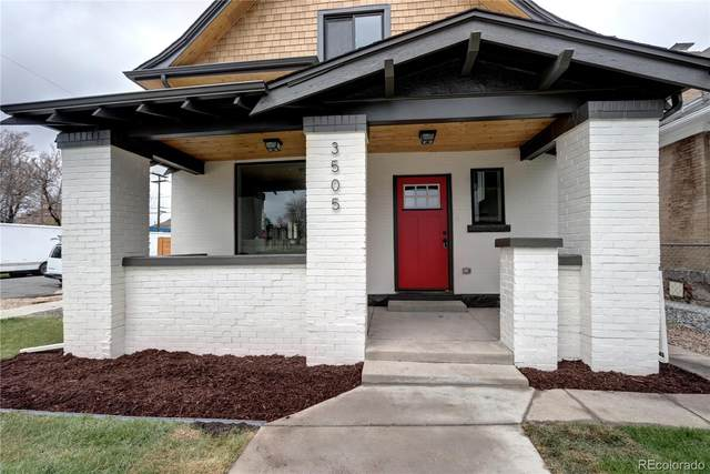 3505 N Humboldt Street, Denver, CO 80205 (#2694105) :: HomeSmart