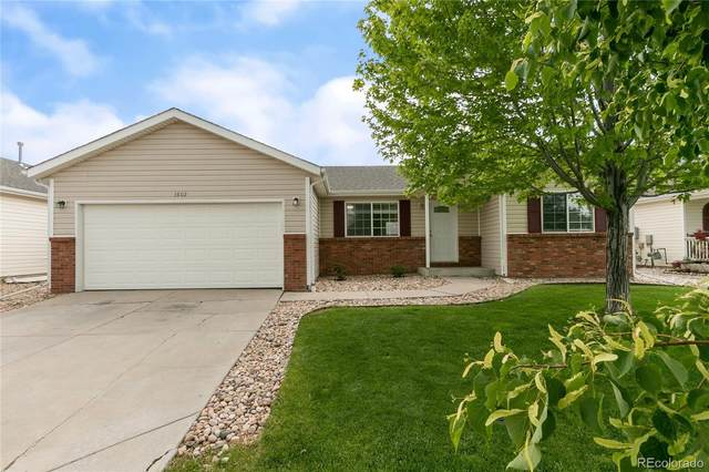 3802 Stagecoach Drive, Evans, CO 80620 (#2694236) :: Colorado Home Finder Realty