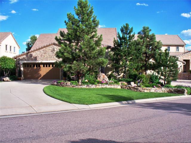 5033 Vermillion Drive, Castle Rock, CO 80108 (#2694331) :: The HomeSmiths Team - Keller Williams