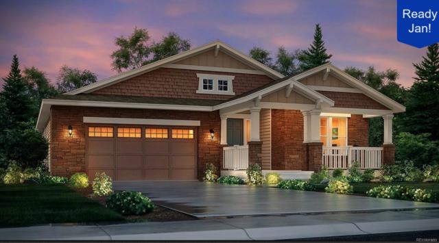 8105 S Vandriver Way, Aurora, CO 80016 (#2694752) :: HomeSmart Realty Group