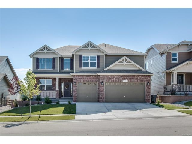 12226 Eastern Pine Lane, Parker, CO 80138 (MLS #2695009) :: 8z Real Estate