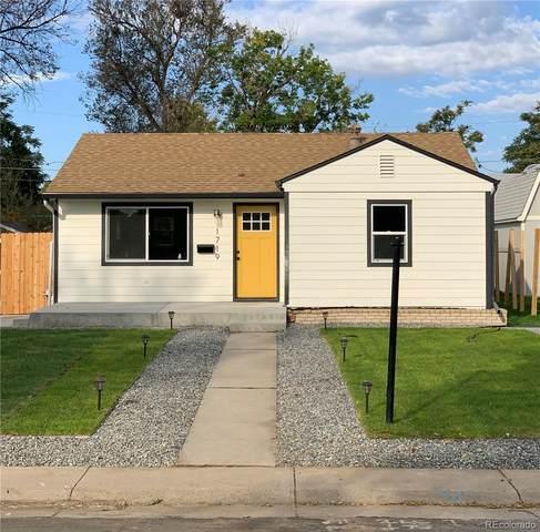 1719 Verbena Street, Denver, CO 80220 (MLS #2695025) :: Keller Williams Realty