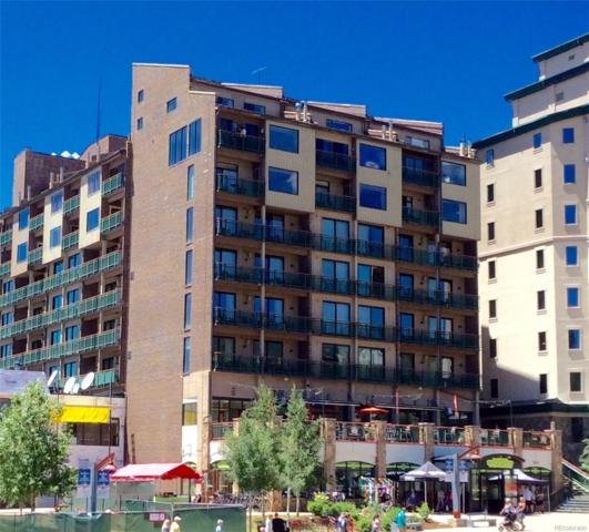 2200 Village Inn Court #611, Steamboat Springs, CO 80487 (#2695232) :: The Dixon Group