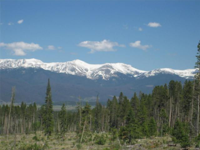 41 County Road 519, Tabernash, CO 80478 (#2695252) :: Structure CO Group