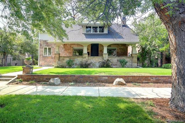 245 S Williams Street, Denver, CO 80209 (#2695340) :: Own-Sweethome Team